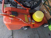 Elektro-Rasenmäher