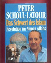 4 Bücher von Peter Scholl -