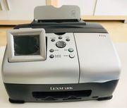 Lexmark Fotodrucker inkl Fotopapier