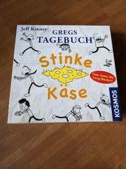Gregs Tagebuch Stinke Käse Gesellschaftsspiel