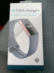 Fitbit Charge 3 NEU und