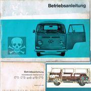 Betriebsanleitung Volkswagen Transporter Ausgabe August