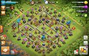Clash of Clans Rh 11
