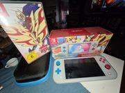 Nintendo switch Lite mit Zubehör
