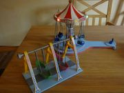 Playmobil Schiffschaukel und Kettenkarussell
