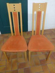 2 x Esstischstühle