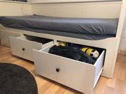 Ikea Hemnes Tagesbett TOP neuwertig