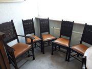 Worpsweder Stuhlgarnitur 5 Stühle und