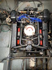 Boot Motor Z-Antrieb Mercruiser V8
