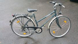 Bild 4 - Peugeot Florence grünes 28 Zoll - Karlsruhe Daxlanden
