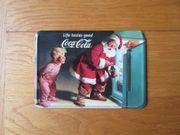 Coca Cola Werbetafel aus Metall