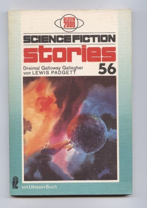Science Fiction-Stories 56 von Lewis