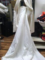 Hochzeit Ball Kleid gr 38