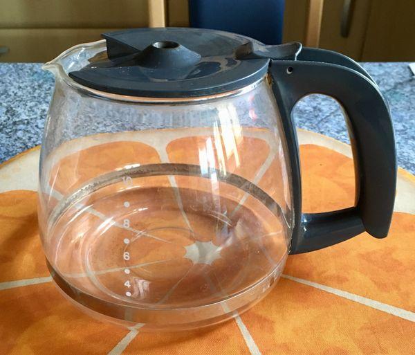 PRIVILEG Ersatzteil - Cafémaschine Glaskanne für