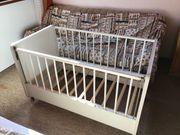 Vintage Kinderbett von Paidi aus