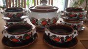 Suppensevice Bernau Keramik