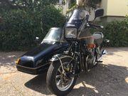 Yamaha XJ 900 Carell Gespann