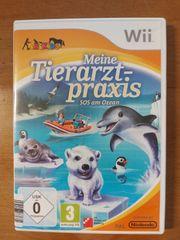Wii Spiel meine Tierarztpraxis Sos
