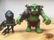 Playmobil Troll Ritter