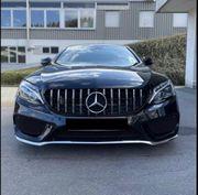 Mercedes Benz C-Klasse W205 S205