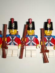 5x Rotröcke Imperial Guards Soldaten