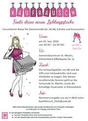 kauFRAUsch - Vorsortierte Basar für Frauenbekleidung