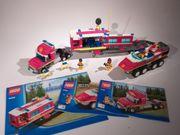 LEGO City Mobile Feuerwehrzentrale 4430
