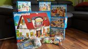 Playmobil Wohnhaus 4279 mit extra
