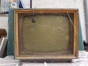 Fernseher sehr alt