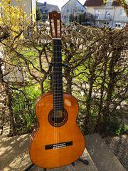 Akustik Konzert Gitarre Yamaha nicht