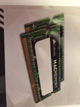 RAM Speicher für MacBook