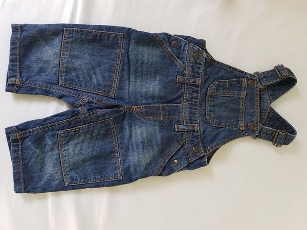 Jeans Latzhose von H M
