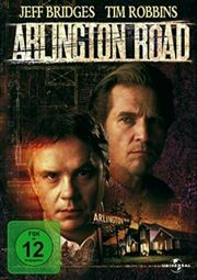 DVD Arlington Road Jeff Bridges