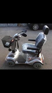 Elektromobil Elektrorollstuhl Seniorenmobil