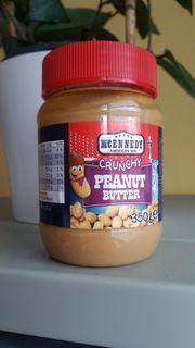 Erdnussbutter Crunchy