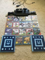 PlayStation 3 mit 2 Controllern