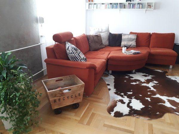 Wohnzimmer Couch Sofa Chillecke