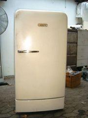 50er-Jahre Bosch Kühlschrank mit Schnappgriff