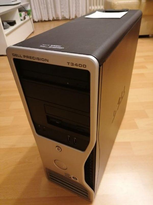 PC DELL Precision T3400 C2D