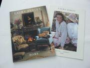 Laura Ashley Home Kataloge 1989