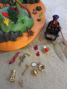 Spielzeug: Lego, Playmobil - Playmobil Abenteuerschatzinsel
