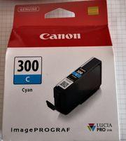 Neue Druckerpatrone Original Canon PFI-300