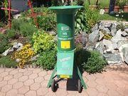 Häcksler voran Kompost - Profi