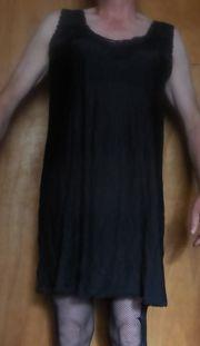 Unterkleid schwarz Gr 60