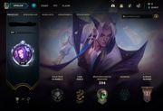 League of Legends Account lvl