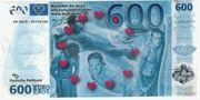 Spaßgeld T Euro Scheine 600