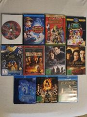 Verschiedene DVD s Preis VB