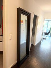 1 oder 2 große Holzspiegel