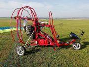 Motor gleitschirm Trike 50PS