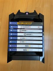 PS4 Ladestation Games Tower inkl